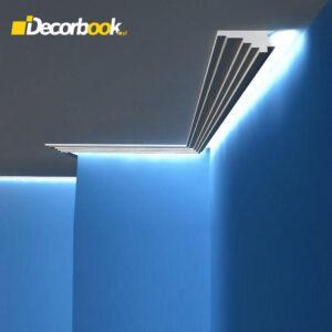 LO16 Decor System Listwa oświetleniowa sufitowa LO16
