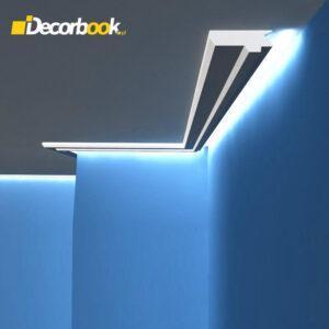LO17 Decor System Listwa oświetleniowa sufitowa LO17